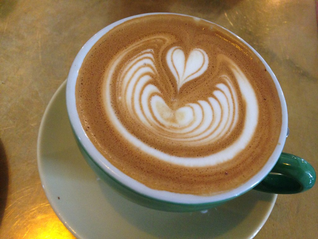 coffee @ Tiong Bahru Bakery
